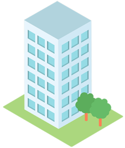 Building with trees
